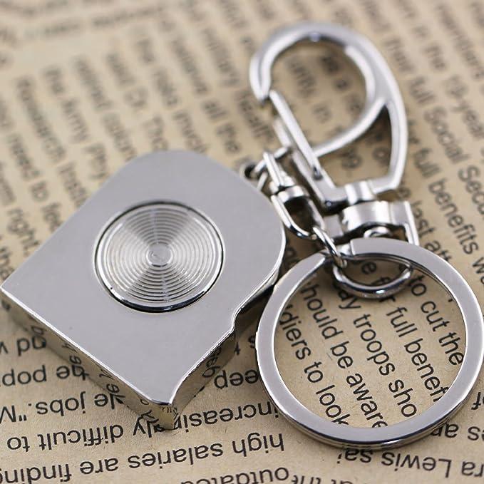 Amazon.com: Maycom® llavero para llaves del auto, pulido ...