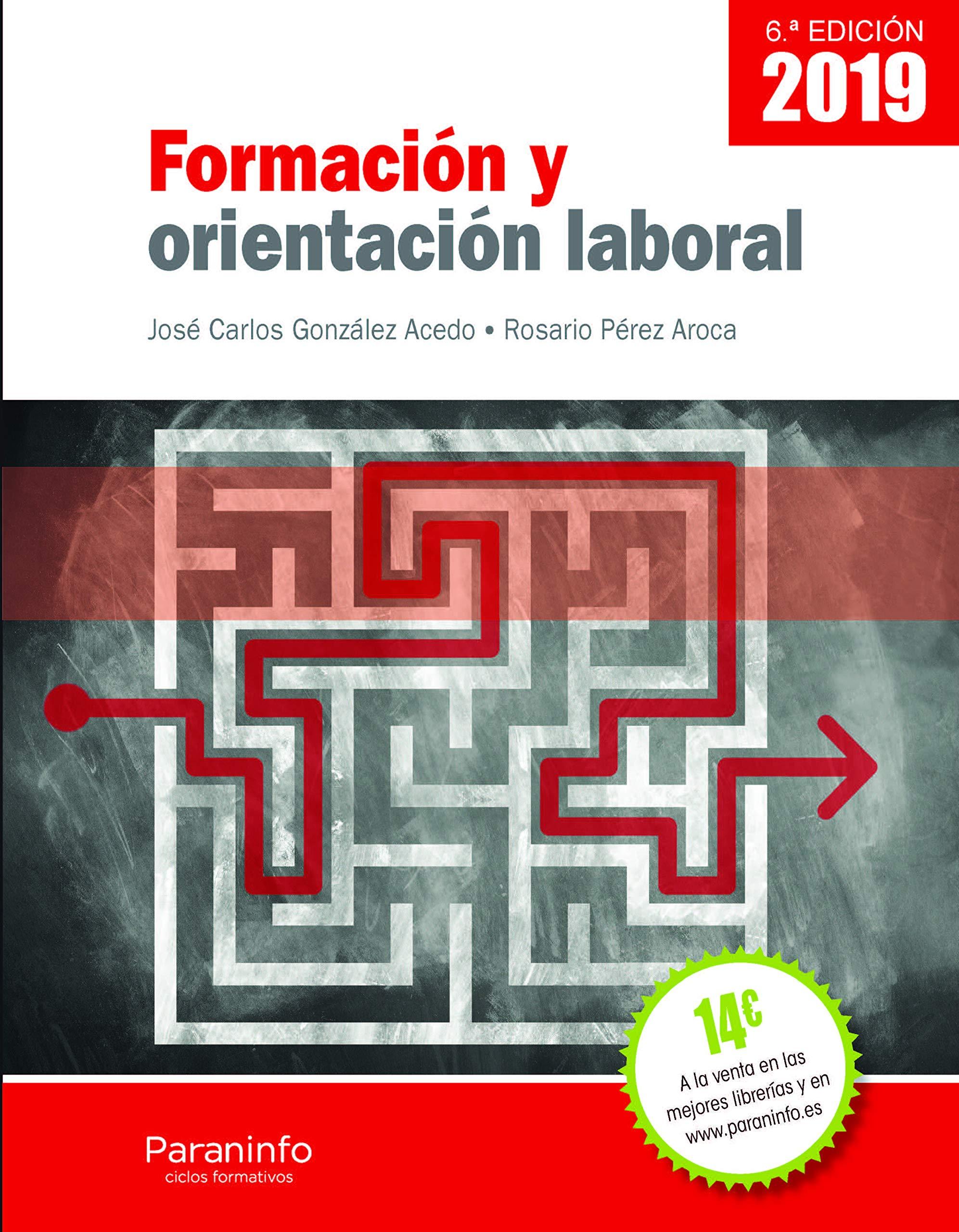 Formacion Y Orientacion Laboral Libro Grado Superior