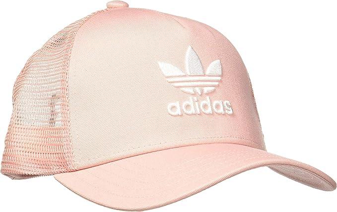 adidas AF Trucker Trefoil Casquette Pink Spirit: Amazon.fr ...