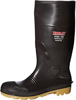 Amazon.com: Tingley Rubber 51244 15-Inch Steel Toe Cleated Knee ...