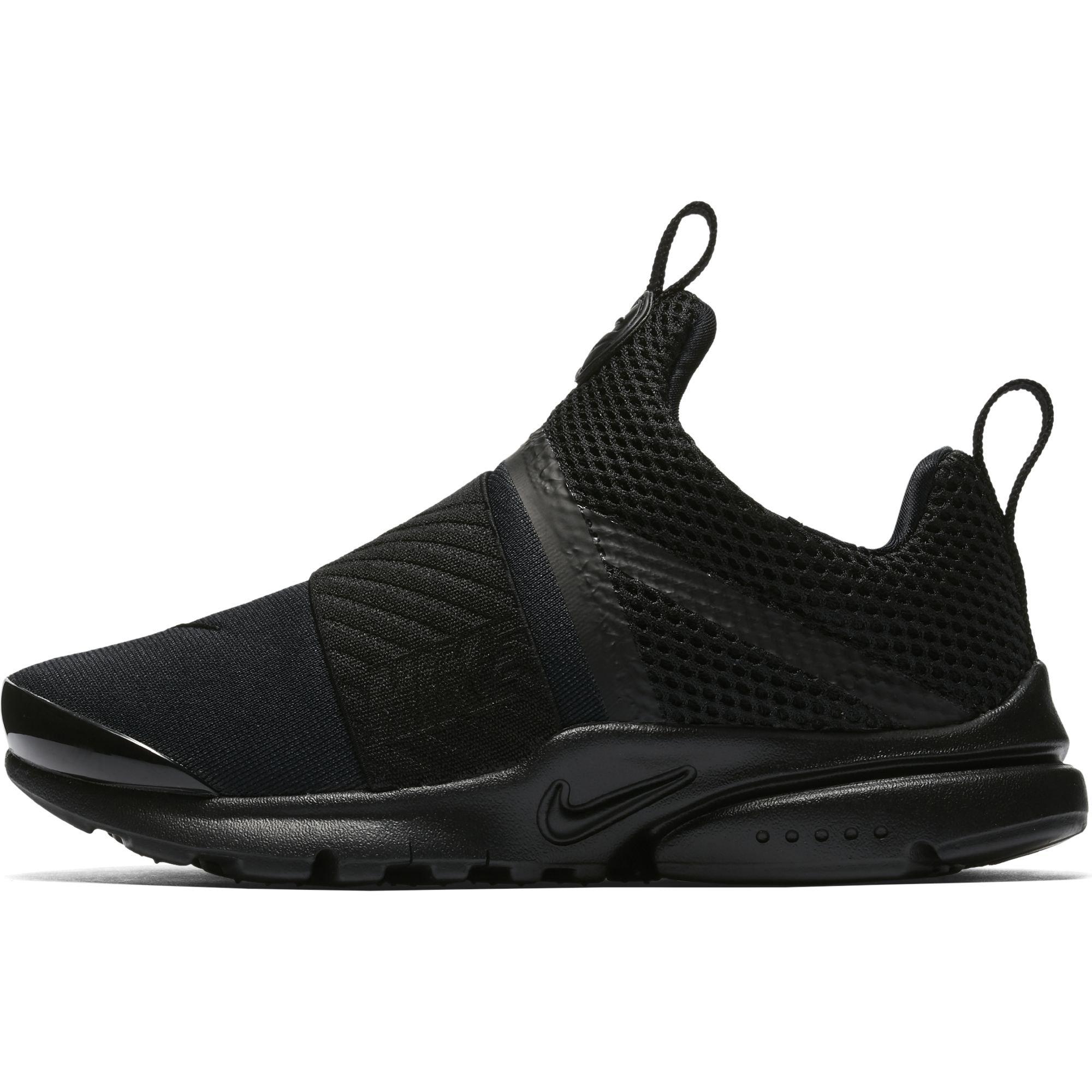 Nike Presto Extreme (PS) Little Kids Shoes Black/Black 870023-001 (1 M US)