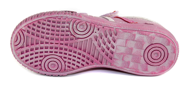 D Step Little Kid//Big Kid 036-44B Genuine Leather Shoe D