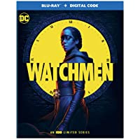 Deals on Watchmen: An HBO Limited Series Blu-ray + Digital