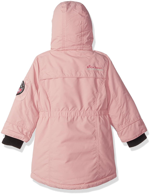 Big Chill Girls Sherpa Lined Long Jacket