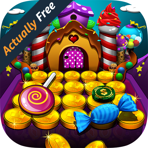 Coin Party: Candy Donuts Dozer 2