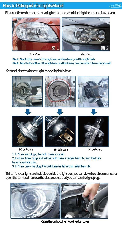 Safego 194 168 501 Bulb Xenon Gas Car Replacement Bulb Door Light,License Plate Light,Dashboard Light Bright DC 12V T10-HLB-C5W-10 T10 W5W Halogen Car Light