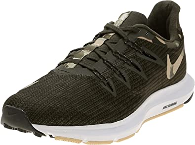 Nike Quest Camo, Zapatillas de Atletismo para Hombre, Multicolor (Sequoia/Desert Ore/Medium Olive 300), 47 EU: Amazon.es: Zapatos y complementos