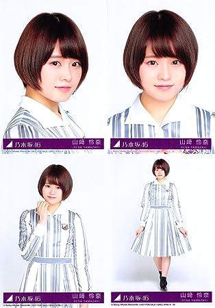 髪のアクセサリーが素敵な山崎怜奈さん