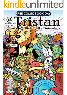 Tristan & The Cuddly Defenders: Free Comic Book Day Book (FCBD 1) (