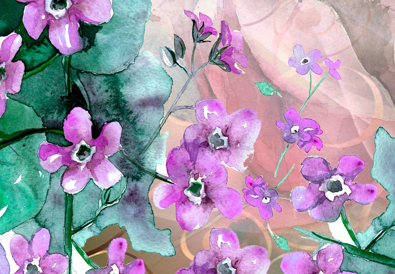 Murando Raumteiler Kolibri Kolibri Kolibri Natur Blumen Foto Paravent 225x172 cm beidseitig auf Vlies-Leinwand Bedruckt Trennwand Spanische Wand Sichtschutz Raumtrenner b-C-0188-z-c 8df10e