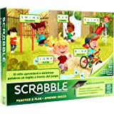 Juegos Mattel Ftg51 Scrabble Practice And Play English Juego De
