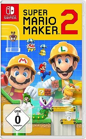 Super Mario Maker 2 - Standard Edition - Nintendo Switch ...