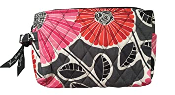 13ad3b7908 Image Unavailable. Image not available for. Color  Vera Bradley Small  Cosmetic Bag ...