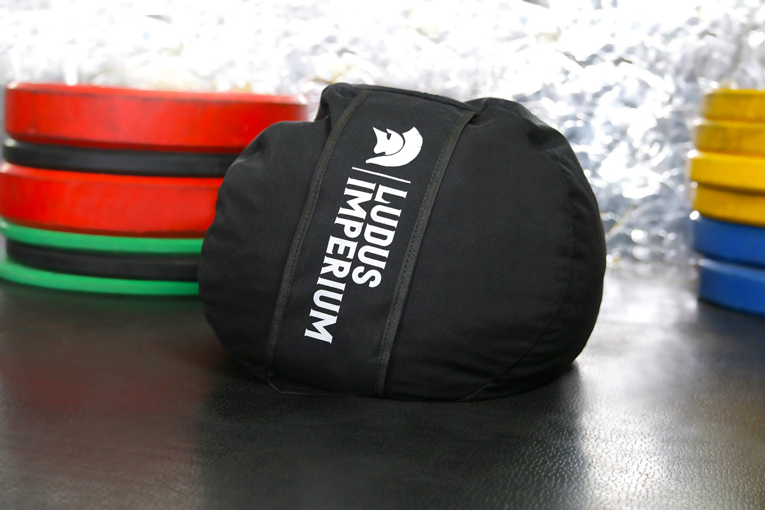 Ludus Imperium Strongman Sandbag, Heavy Duty Workout Sandbags for Training, Fitness, Cross-Training & Exercise, Workouts, Sandbag Weights