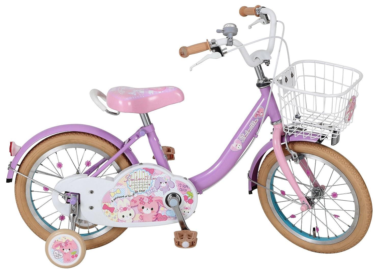 自転車 ぼんぼんリボン 16インチ B01G3BZL58
