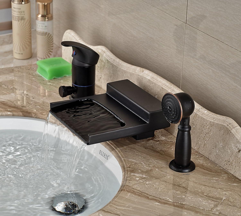 Hot sale 2017 rozin widespread single handle mixer for Bathroom faucets on sale