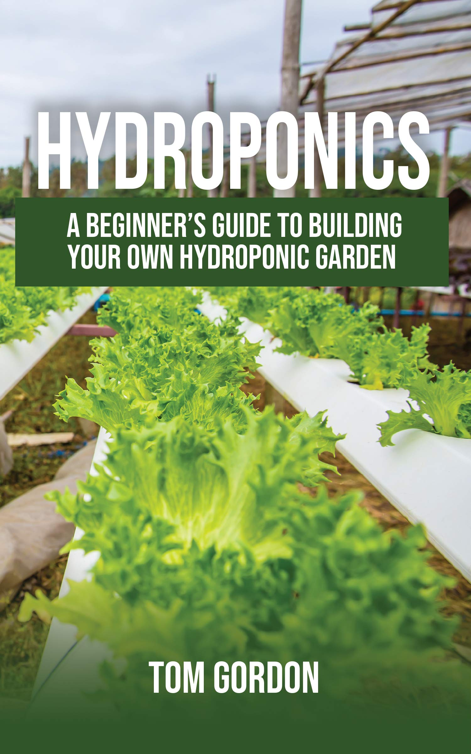 Hydroponics  A Beginner's Guide To Building Your Own Hydroponic Garden  English Edition