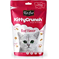 Kit Cat Kitty Crunch Beef Flavor Cat Treat 60g