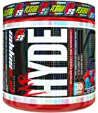ProSupps Mr Hyde Intense Energy Pre Workout Pikatropin Free Formula, Blue Razz, 7.4 Ounce
