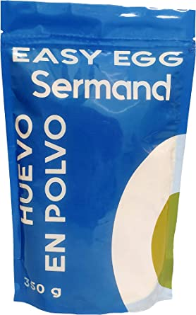 HUEVO EN POLVO BOLSA ZIP 350 G. SIN ADIYIVOS