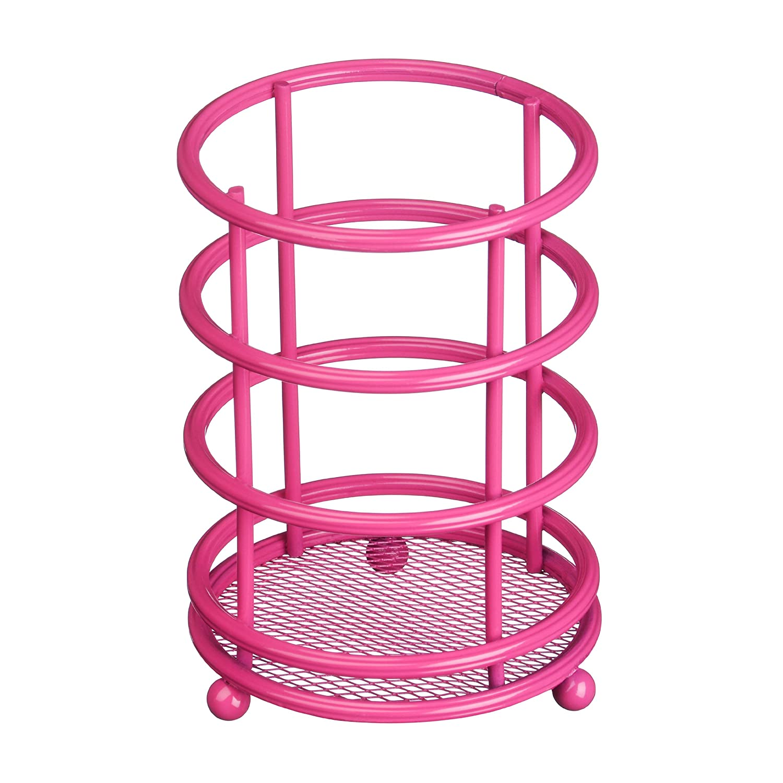 Premier Housewares Helix Utensil Holder - Hot Pink 0508349