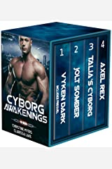Cyborg Awakenings Box Set: Books 1-4 Includes Prequel Kindle Edition
