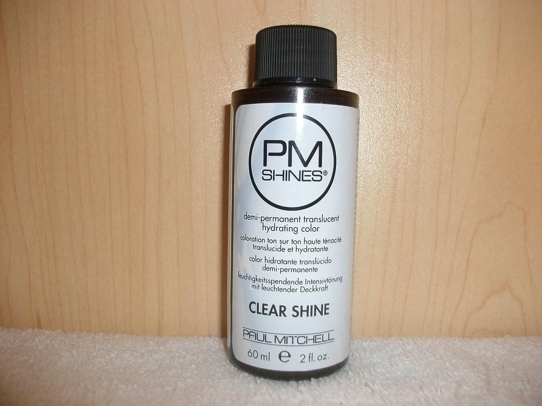 Amazon paul mitchell pm shines clear shine 2 oz hair amazon paul mitchell pm shines clear shine 2 oz hair color refreshers beauty nvjuhfo Choice Image