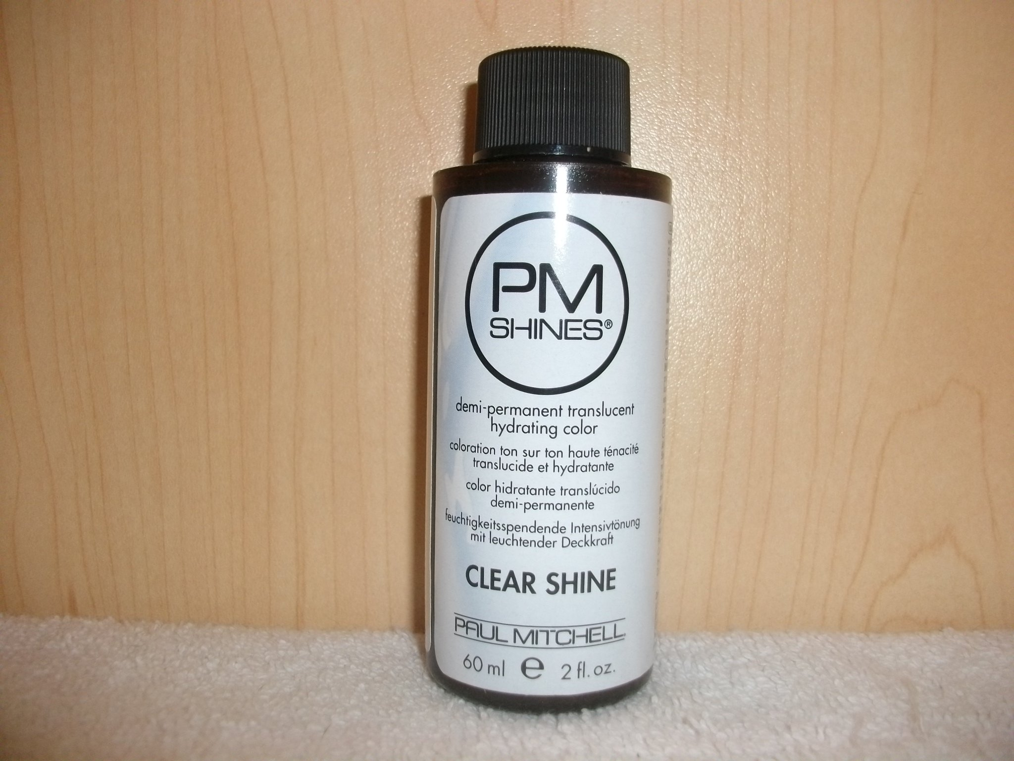 Paul Mitchell Pm Shines Clear Shine 2 Oz.