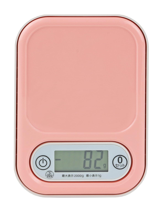 Amazon.com: Parukinzoku Magnet Me Digital Kitchen Scale 2.0kg For Pink D 9:  Sports U0026 Outdoors