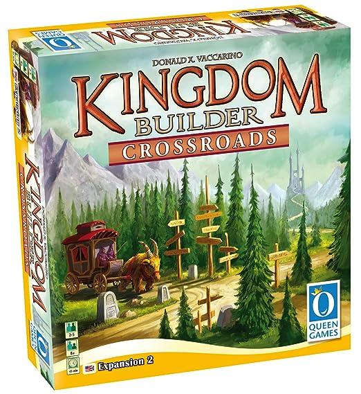 Queen Games - Juego de Mesa, de 2 a 5 Jugadores (61083) (versión ...