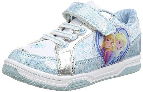 dc85d8690b0d Disney Frozen Anna   Elsa - Zapatillas para niña