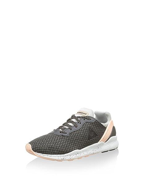Le Coq Sportif LCS R XVI W Speckled - Zapatillas Mujer: Amazon.es: Zapatos y complementos