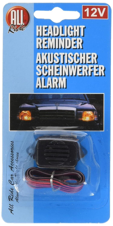 All Ride 871125202132 Alarma Alarma luces encendidas, 12 V ...