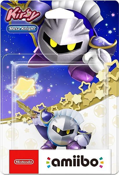 Nintendo - Figura amiibo Kirby Meta Knight: Amazon.es: Videojuegos