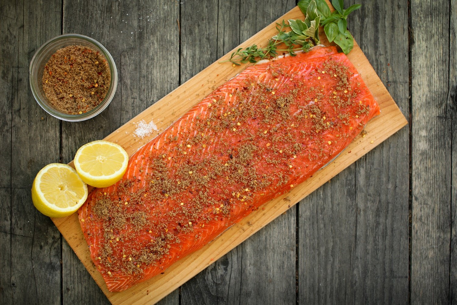 XL Large Cedar Grilling Planks (20 Pack) - 7x15'' - Fits Full Filet of Salmon + Free Recipe eBook by Wood Fire Grilling Co. (Image #2)