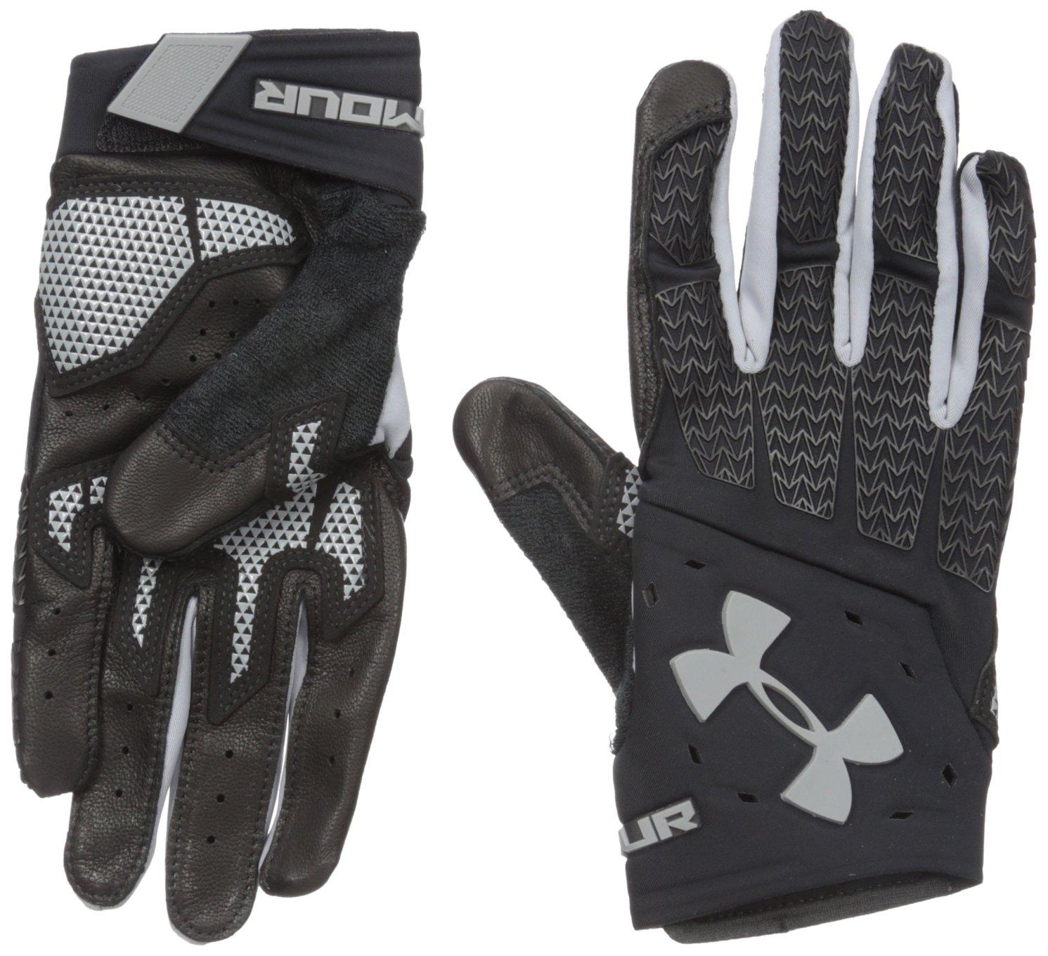 Under ArmourメンズCLUTCHFIT Renegadeトレーニング手袋 B01M30631U XX-Large ブラック/ブラック ブラック/ブラック XX-Large