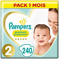 Pampers: Promotions sur les couches Pampers New Baby Taille 2