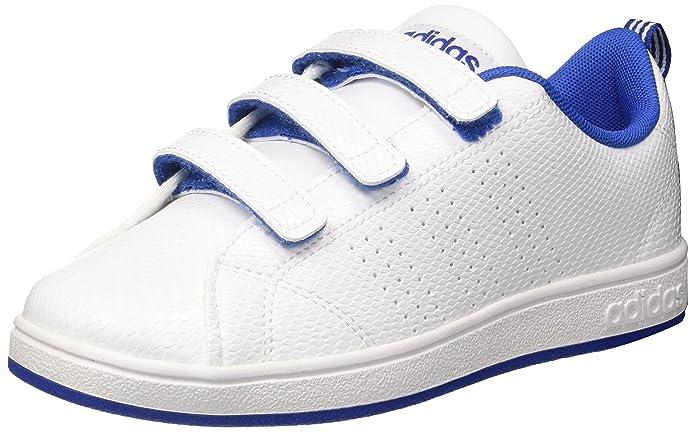 adidas Vs Advantage Clean CMF C, Baskets Mode Mixte Enfant  Amazon.fr   Chaussures et Sacs 8a36198b68dc