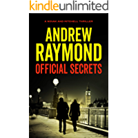 Official Secrets (Novak and Mitchell Book 1)