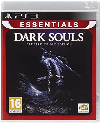 Dark Souls Prepare To Die Edition Ps3 Video Games