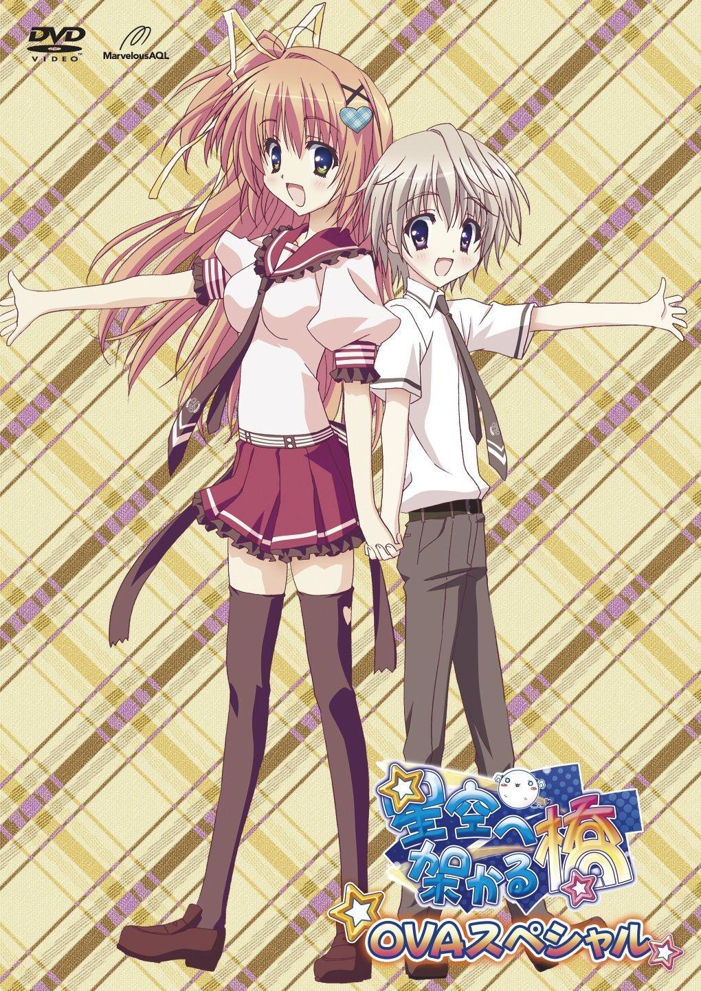 Descargar Hoshizora e Kakaru Hashi [12/12] + OVA [MEGA