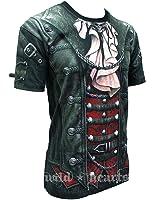 GOTHIQUE WRAP - Men's T-Shirt -All Over Printed Garment