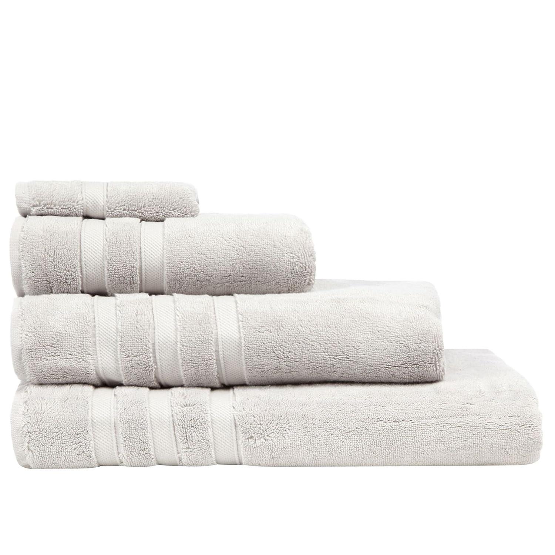 J por Jasper Conran plata netproship Hotel de toallas de algodón turco, algodón, Plateado, de mano: J by Jasper Conran: Amazon.es: Hogar