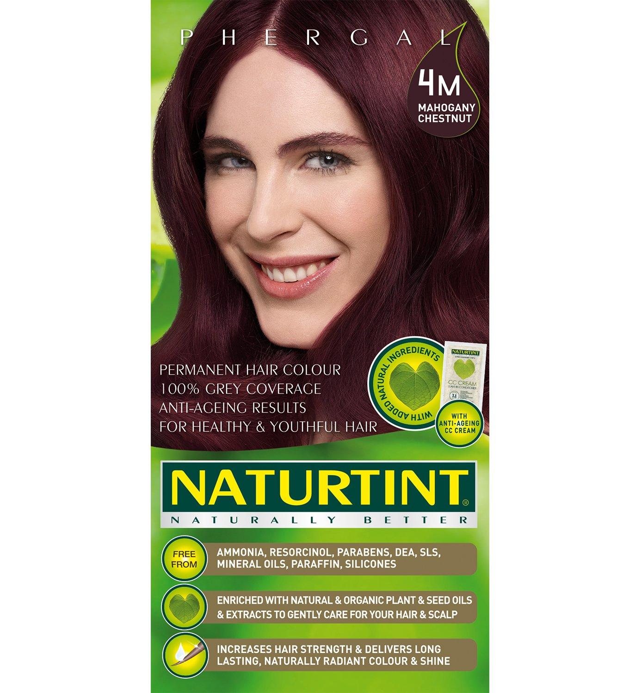Amazon Naturtint 4m Permanent Mahogany Chestnut Haircolor Kit