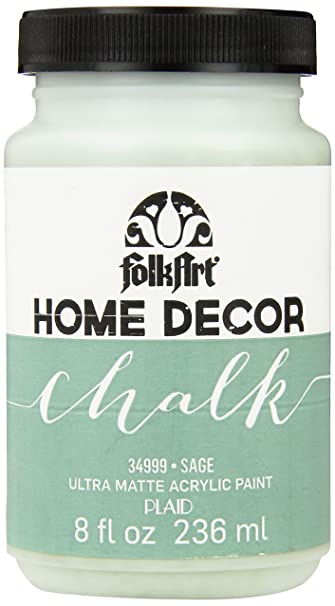 Amazoncom FolkArt Home Decor Chalk Furniture Craft Paint in