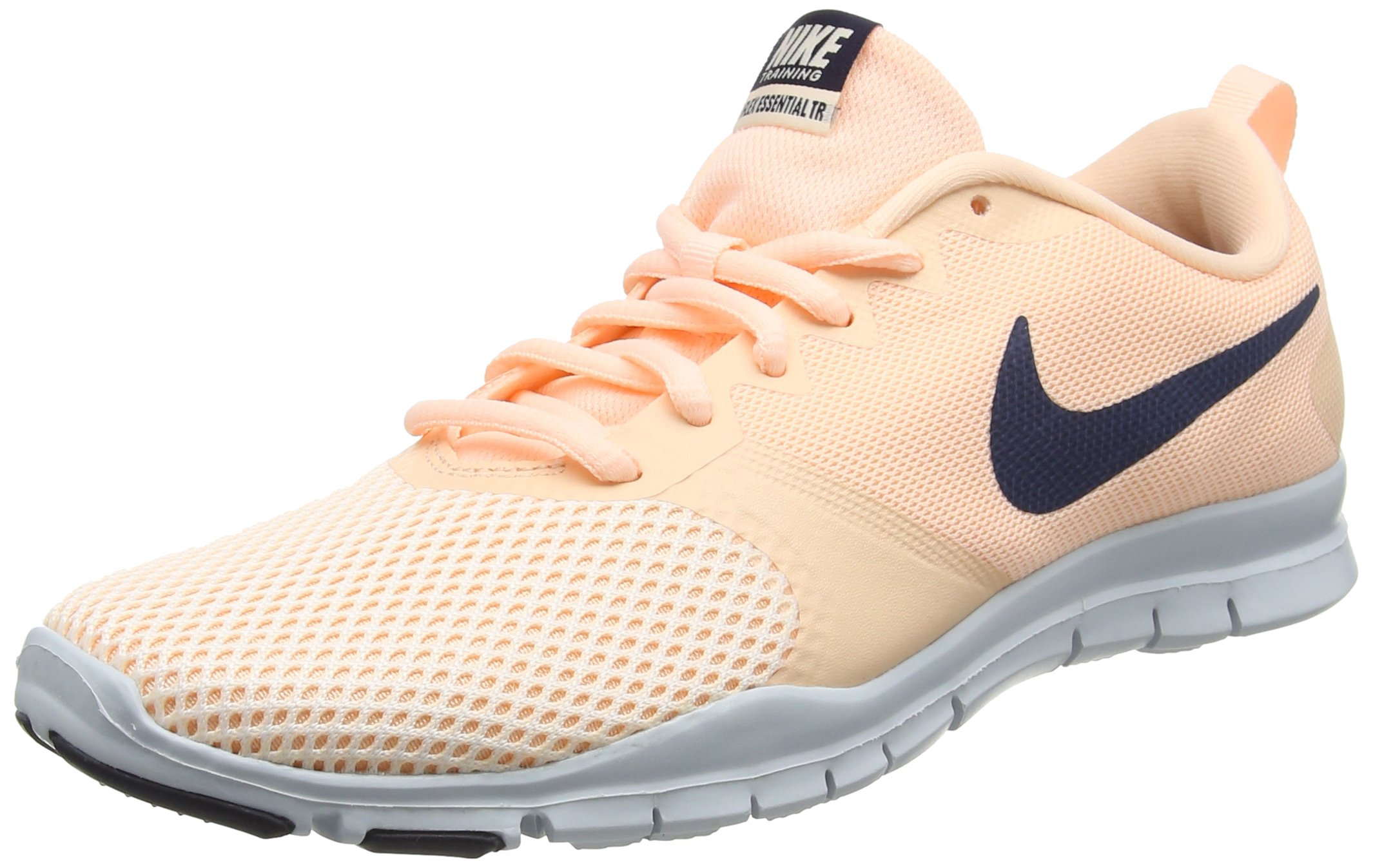 224825f785 Galleon - Nike Women's Flex Essential Training Shoe (8.5, Crimson  Tint/Obsidian-Pure Platinum)