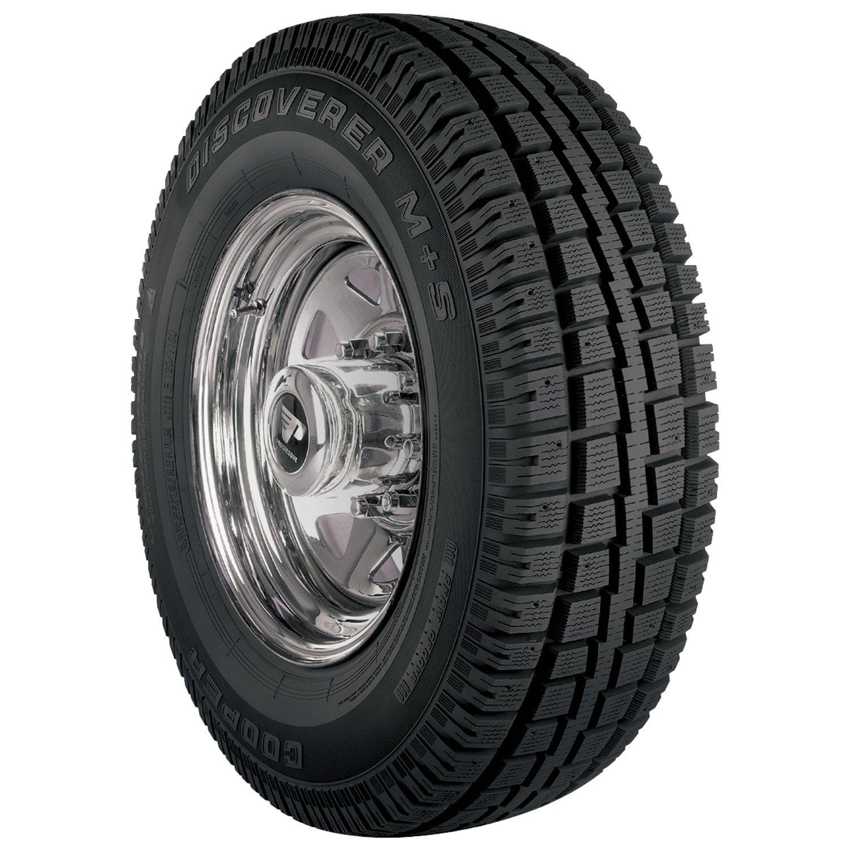 Cooper Discoverer M+S Winter Radial Tire 265//75R16 116S
