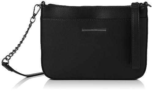 Aldo Womens Conroe Cross-Body Bag Black (Black)  Handbags  Amazon.com 77071b33f1eee