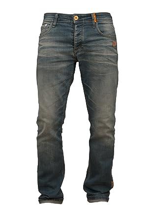 Washed Urban Denim Pantalon Blue Yoda Pant Abk DEH9beWIY2