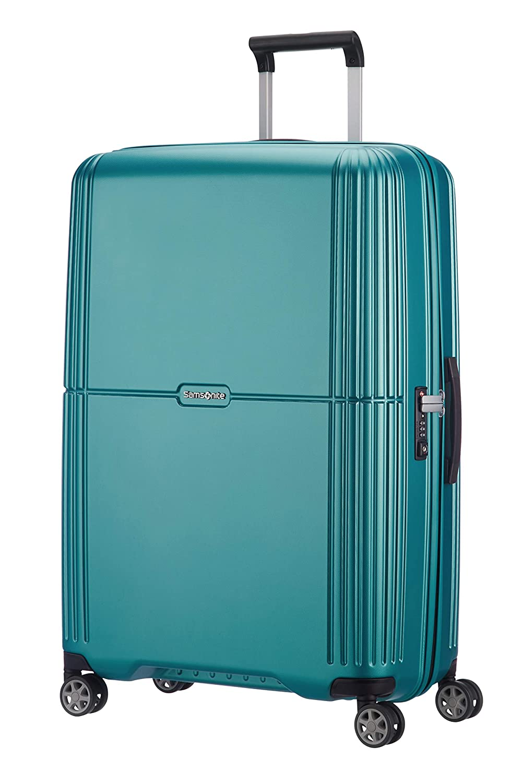 SAMSONITE Orfeo - Spinner 75/28 Equipaje de Mano, 75 cm, 96 Liters, Azul (Blue Lagoon): Amazon.es: Equipaje
